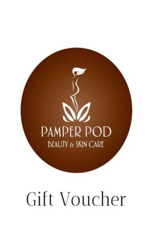 pamper pod voucher